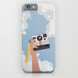 Summer in Focus iPhone Case