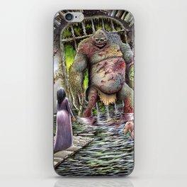 The Undertow iPhone Skin