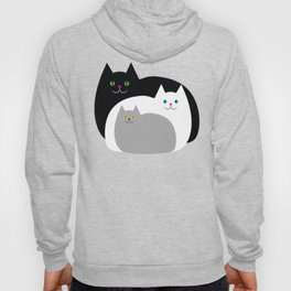 Kitty Cat Family Hoody