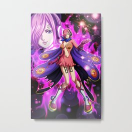 Vinsmoke Reiju - One piece Metal Print