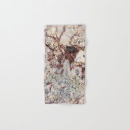 Granite, iPhone-Photo I, #stone #rock Hand & Bath Towel