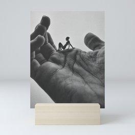 Old Habits Mini Art Print