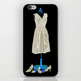 Mannequin with Shoes iPhone Skin