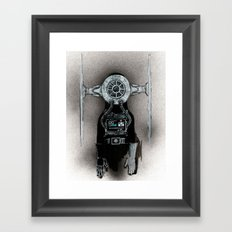 What's So Great About Star Wars (Coffin Jockey) Framed Art Print