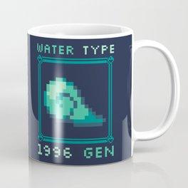 Water Type Coffee Mug