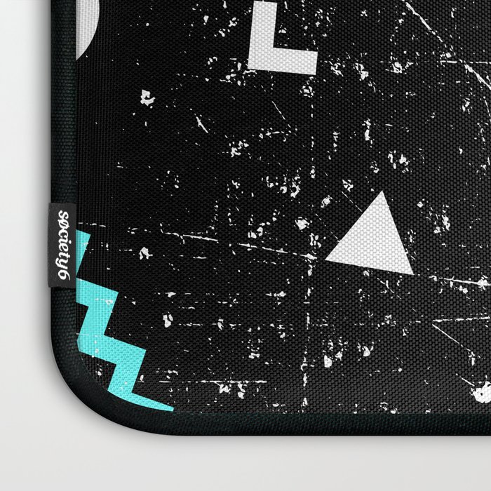 Memphis Grunge Laptop Sleeve