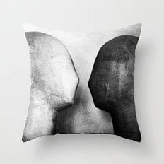 Bipolarism Throw Pillow