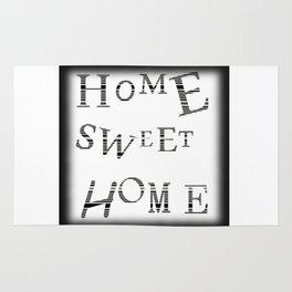 Home Sweet Home #3 Rug