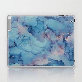 Crashing- Alcohol Ink Painting Laptop & iPad Skin