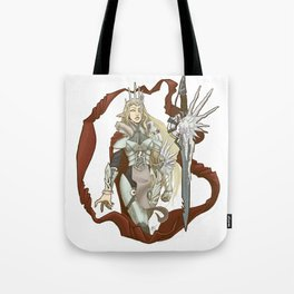 Winterbringer's Tale Tote Bag