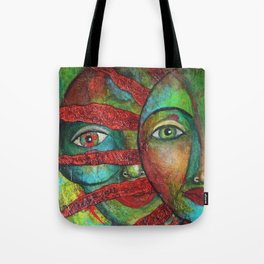 Facing the Sun 2 Tote Bag