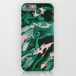 MEET ME IN THE WOODS iPhone Case