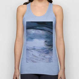 Nautical Abstract Unisex Tank Top