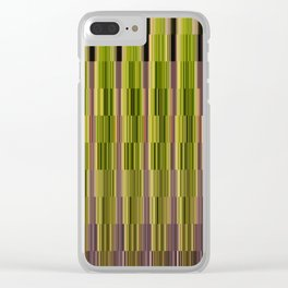 Kaleidoscope | Bristle Pod Clear iPhone Case
