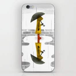 Gloomy Perspective iPhone Skin