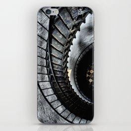 Haunted Staircase iPhone Skin