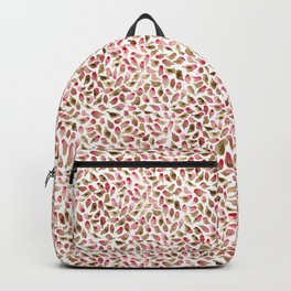 House Finch Pattern Backpack