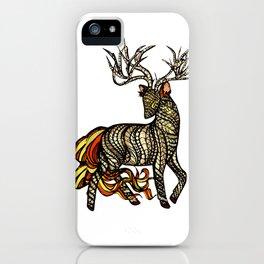 Spirited Deer iPhone Case