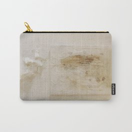 white Carry-All Pouch