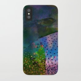 Another Realm iPhone Case