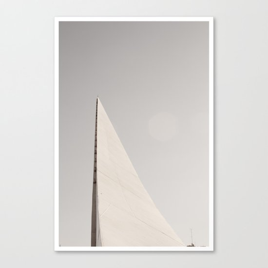 Puerto Madero 4 Canvas Print