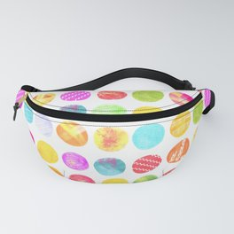 circles of happiness Fanny Pack