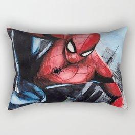 Spider-man: Homecoming Rectangular Pillow