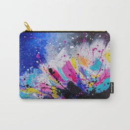Night Lotus Carry-All Pouch