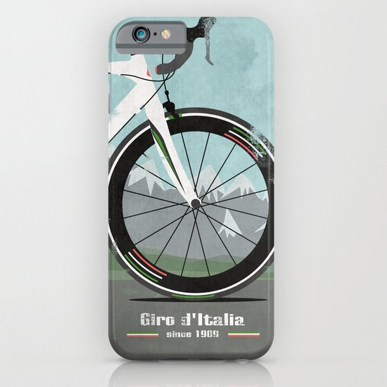 Giro d'Italia Bike iPhone & iPod Case