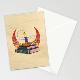 Les Livres Stationery Cards