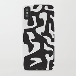 Nature, the language of the Creator       [CALIGRAPHY]  iPhone Case