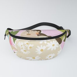Hanging out with plants Fanny Pack