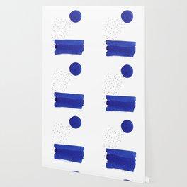 Bright blue series #2 Wallpaper