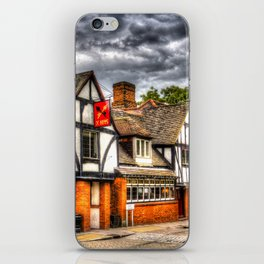 The Cross Keys Pub iPhone Skin