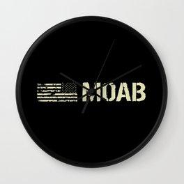 Black Flag: Moab Wall Clock