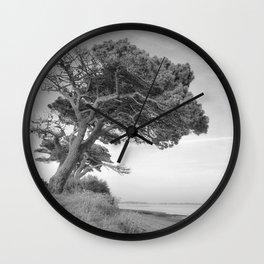 Desert Island Disc Wall Clock