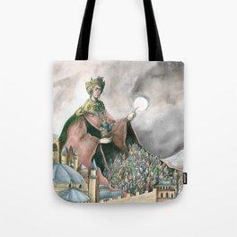 Theodora of Byzantine Tote Bag