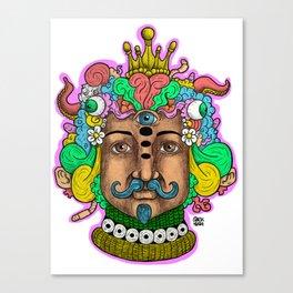 Testa di Moro Canvas Print