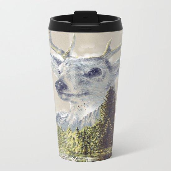 Mo'deer' Nature Metal Travel Mug