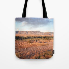 Wyoming Witching Hour Tote Bag