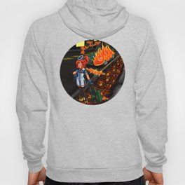 Lovecraft Cuties Set 01: Cynthiuh The Living Flame Hoody