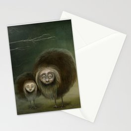 Mabel and Mo Stationery Cards