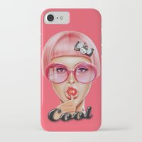 hot iPhone & iPod Cases featuring Cool Redux by Giulio Rossi