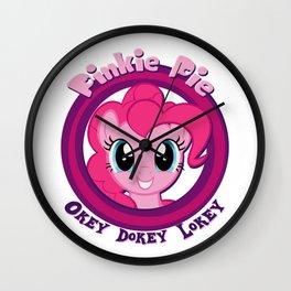 Pinkie Pie - My Little Pony Wall Clock