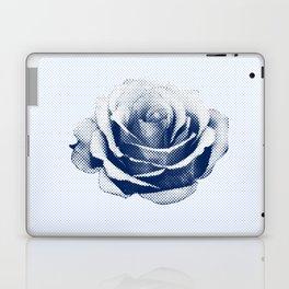 HALFTONE ROSE Laptop & iPad Skin