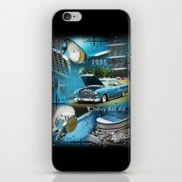 1955 Chevy Bel Air iPhone Skin