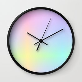 LUSH / Plain Soft Mood Color Blends / iPhone Case Wall Clock