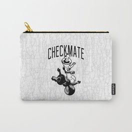 Checkmate Punch Funny Boxing Chess Carry-All Pouch