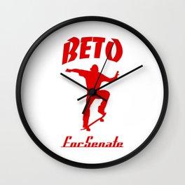 Beto O'Rourke for America Wall Clock