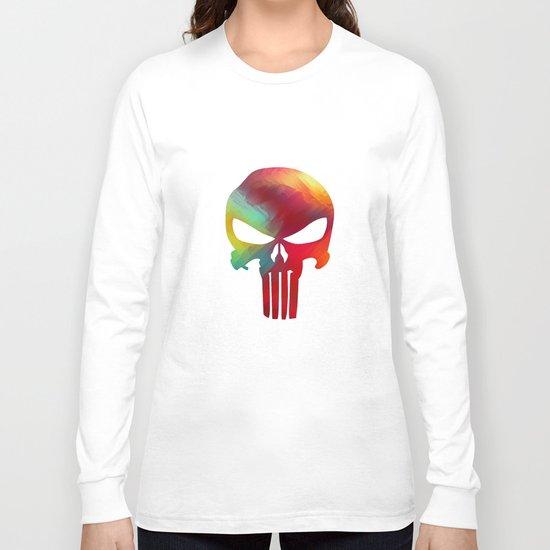 head crane Long Sleeve T-shirt